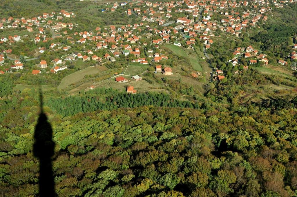 mapa beograda avala IZLET U BLIŽU OKOLINU GRADA | Udruženje turističkih vodiča Srbije  mapa beograda avala